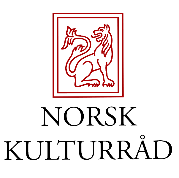 Logo for samarbeidspartner: Norsk kulturråd